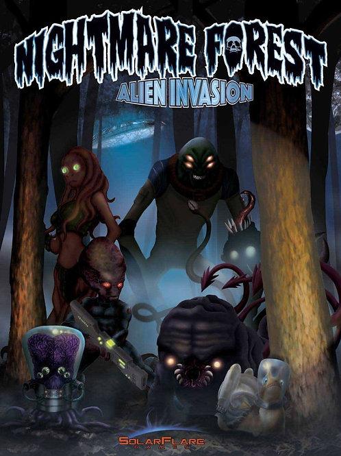 Alien Invasion: Nightmare Forest