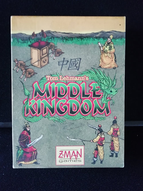Middle Kingdom (Pre-owned)