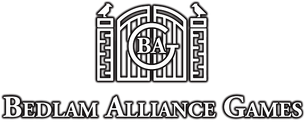 Bedlam Alliance Games Logo