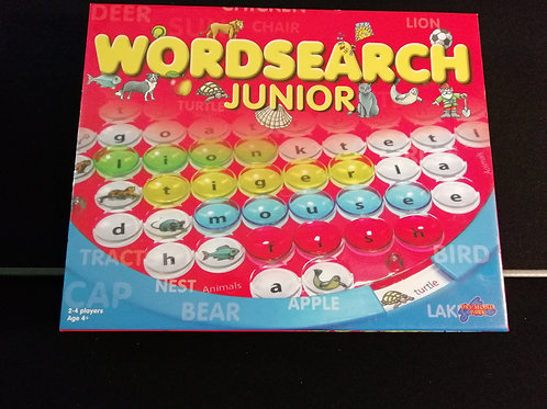Wordsearch Junior (Pre-owned)
