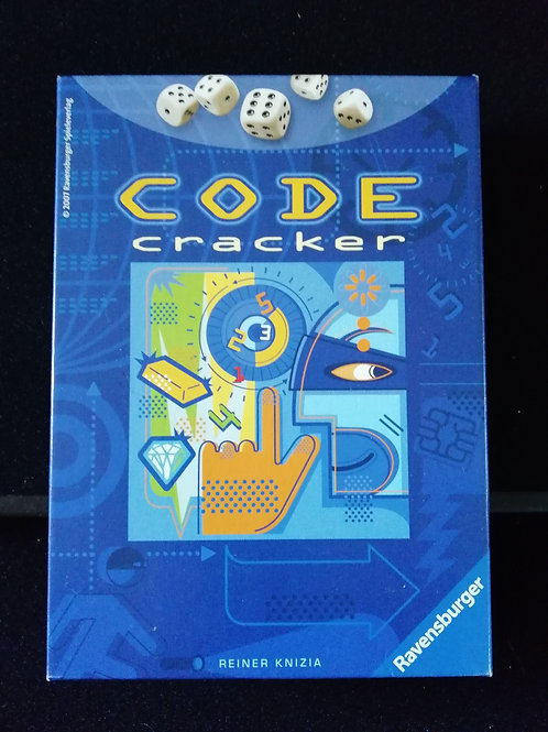 Code Cracker (Pre-owned)