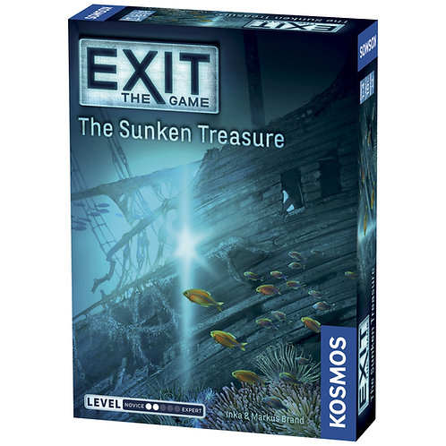 Exit: The SunkenTreasure