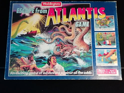 Escape From Atlantis (Pre-owned)