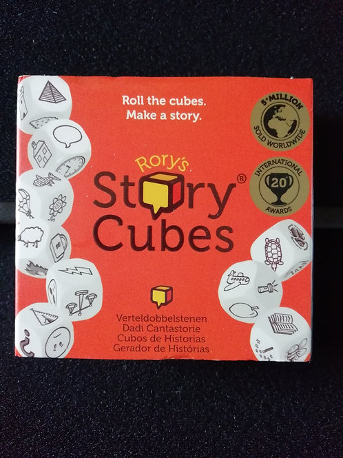 Story Cubes (As new)