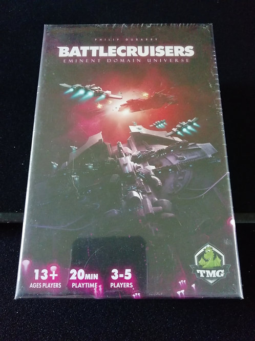 Eminent Domain: Battlecruisers