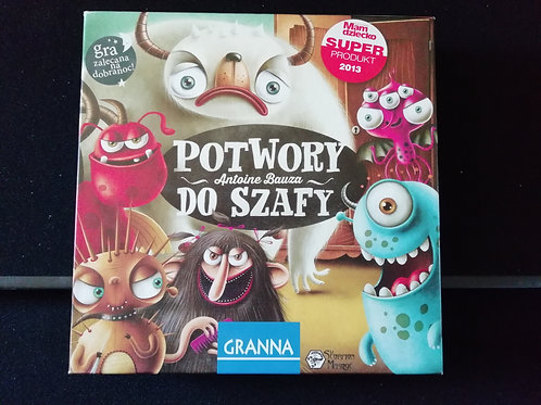 Pot Wory (Monster Chase) (Pre-owned)
