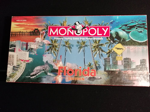 Monopoly Florida Edition (Pre-owned)
