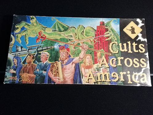 Cults Across America (Pre-owned)