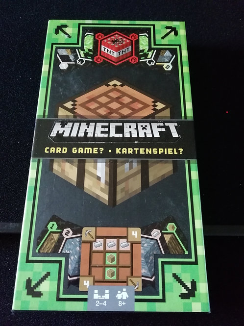 Minecraft Card Game? (Pre-owned)