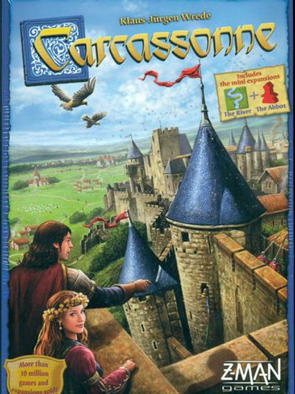 Carcassone the Board Game
