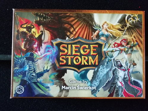 Siege Storm (Pre-owned)