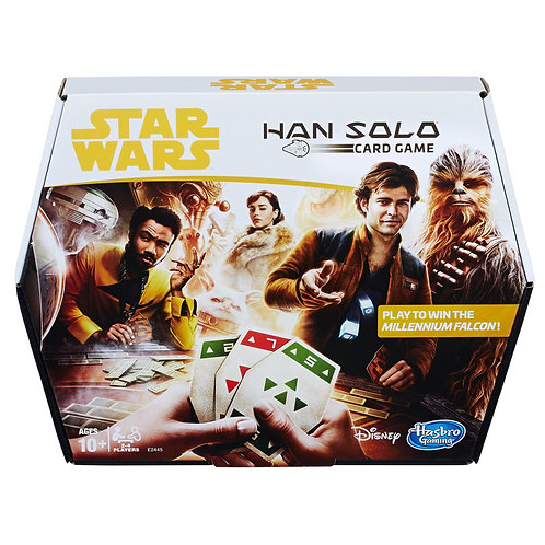 Star Wars The Han Solo Game: Sabacc
