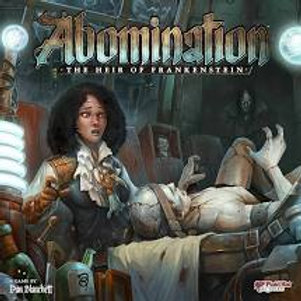 The Abomination: The Heir of Frankenstein