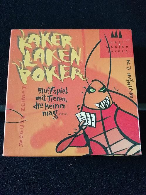 Kaker Laker Poker (Pre-owned)
