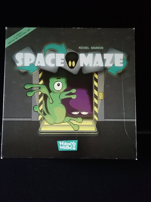 Space Maze + Rollercoaster Expansion Pack (Pre-owned)