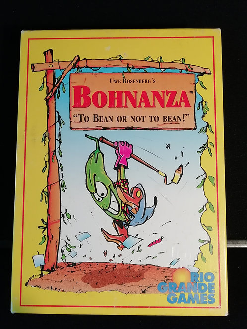 Bohnanza (pre-owned)