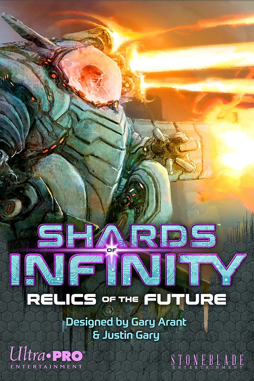 Shards of Infinity:Relics of the Future Expansion