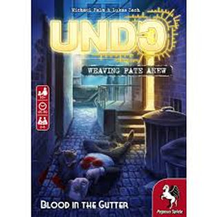 Undo - Blood in the Gutter