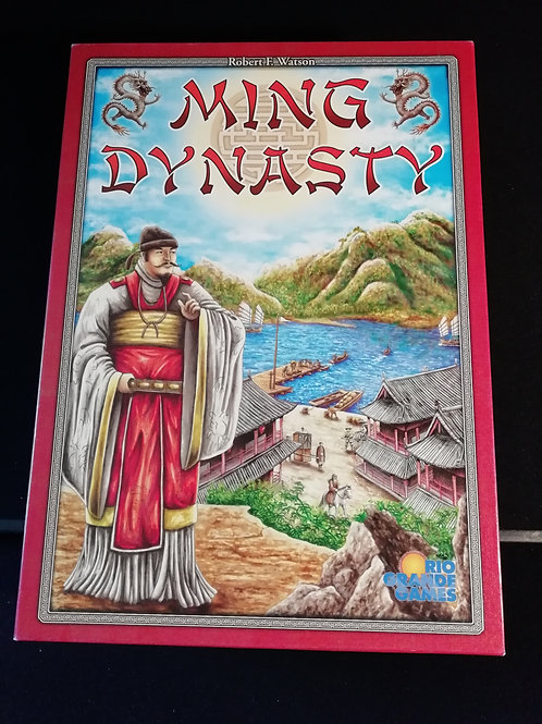 Ming Dynasty (Pre-owned)