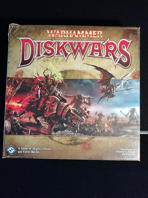 Warhammer Discwars (Pre-owned)