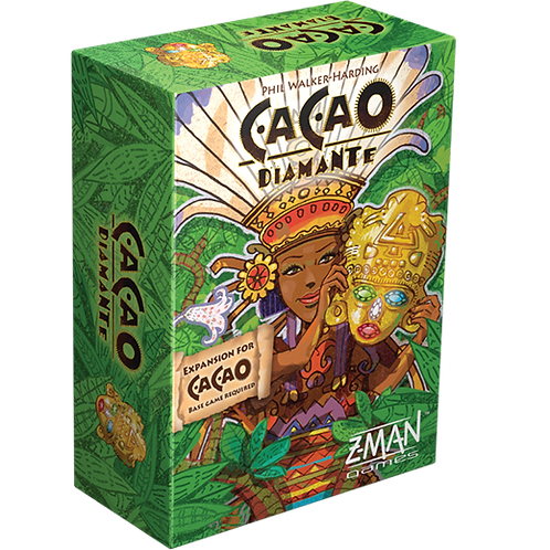 Cacao and Cacao Diamante Expansion