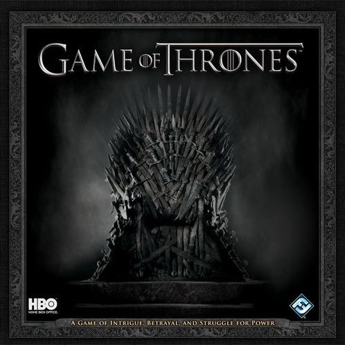 Game of Thrones HBO Card Game (As New)