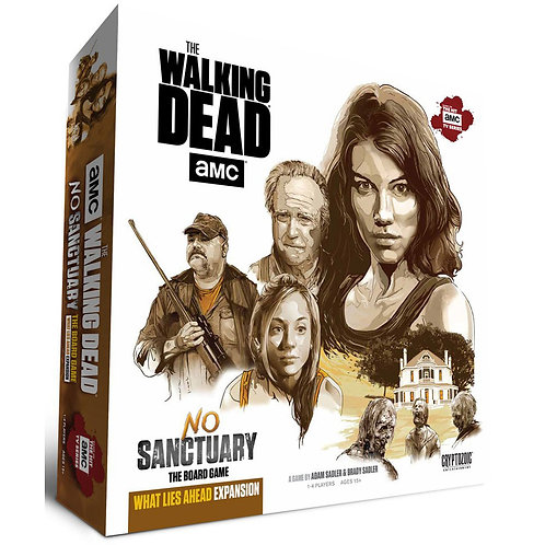 The Walking Dead: No Sanctuary; What Lies Ahead Expansion