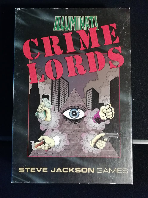 Illuminati Crime Lords (pre-owned)