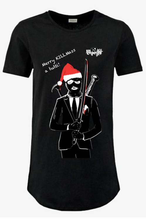T - shirt - KILL THE IDOL - Katana KILLMass