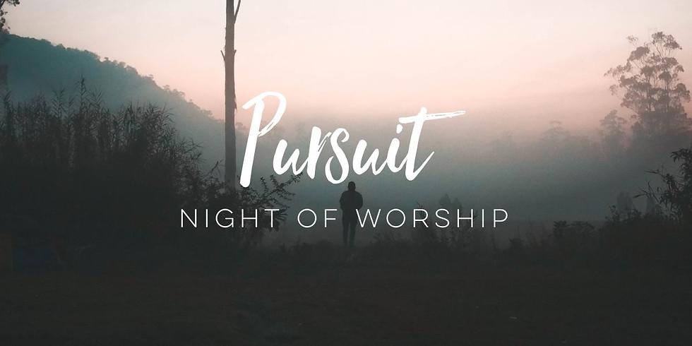 Pursuit - Night of Worship