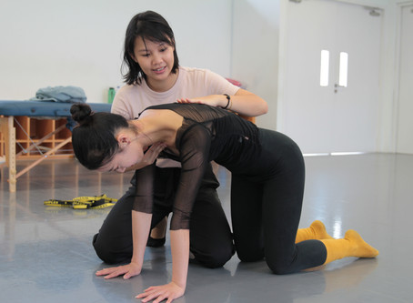 Dance injuries - treatment and prevention