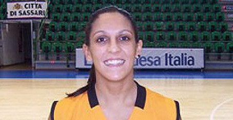 Laura Carta (Head Coach Dinamo 2000 Academy Femminile u13(2007/08)