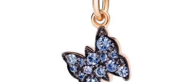 Farfalla zaffiri - Amo la libertà