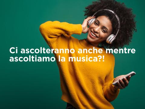 Spotify ci ascolta?!