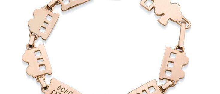 Bracciale express oro rosa