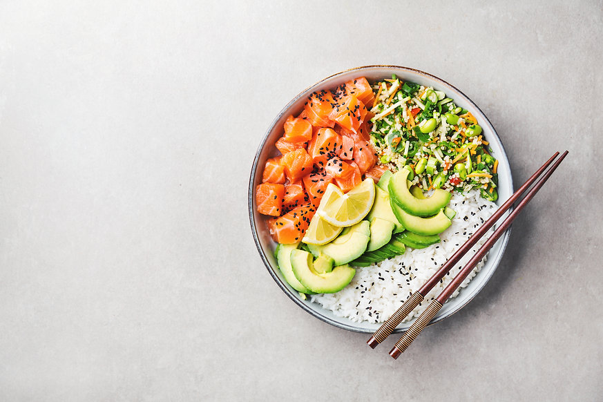 poke-bowl-with-salmon-served-in-bowl-ARU