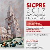 CONGRESSO NAZIONALE SICPRE MODENA SETTEMBRE 2017