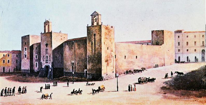 Castello Aragonese - Piazza Castello