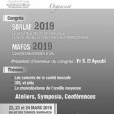 CONGRESSO MARRAKECH MARZO 2019