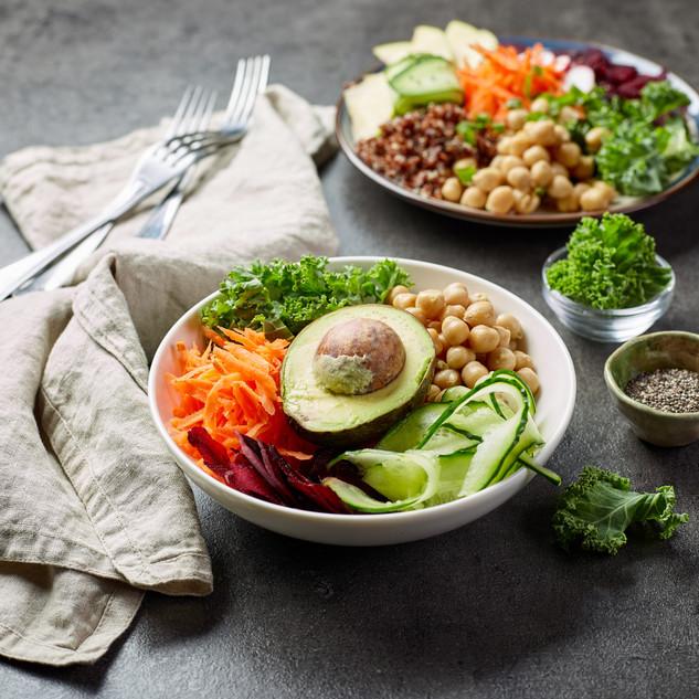 breakfast-vegan-bowl-and-plate-PLJVZCU (