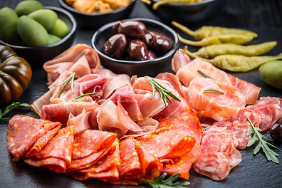 platter-of-antipasti-with-a-mixture-of-s