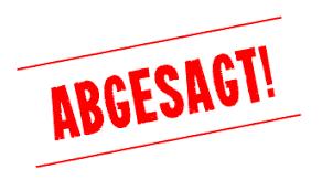 Absage Generalversammlung vom 27. Mai 2020