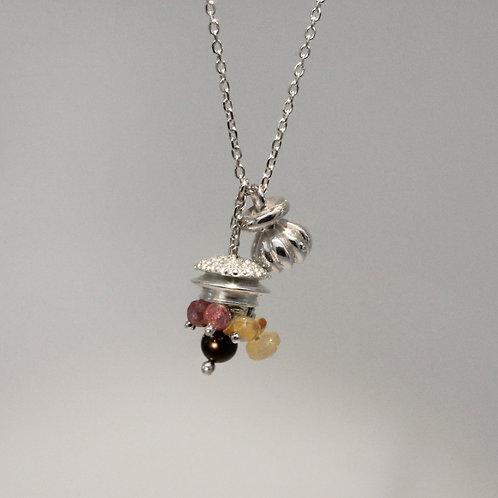 Rubus pendant No.3
