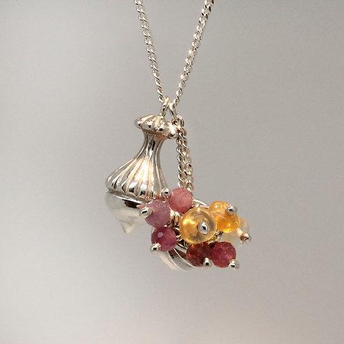 Rubus pendant No.4