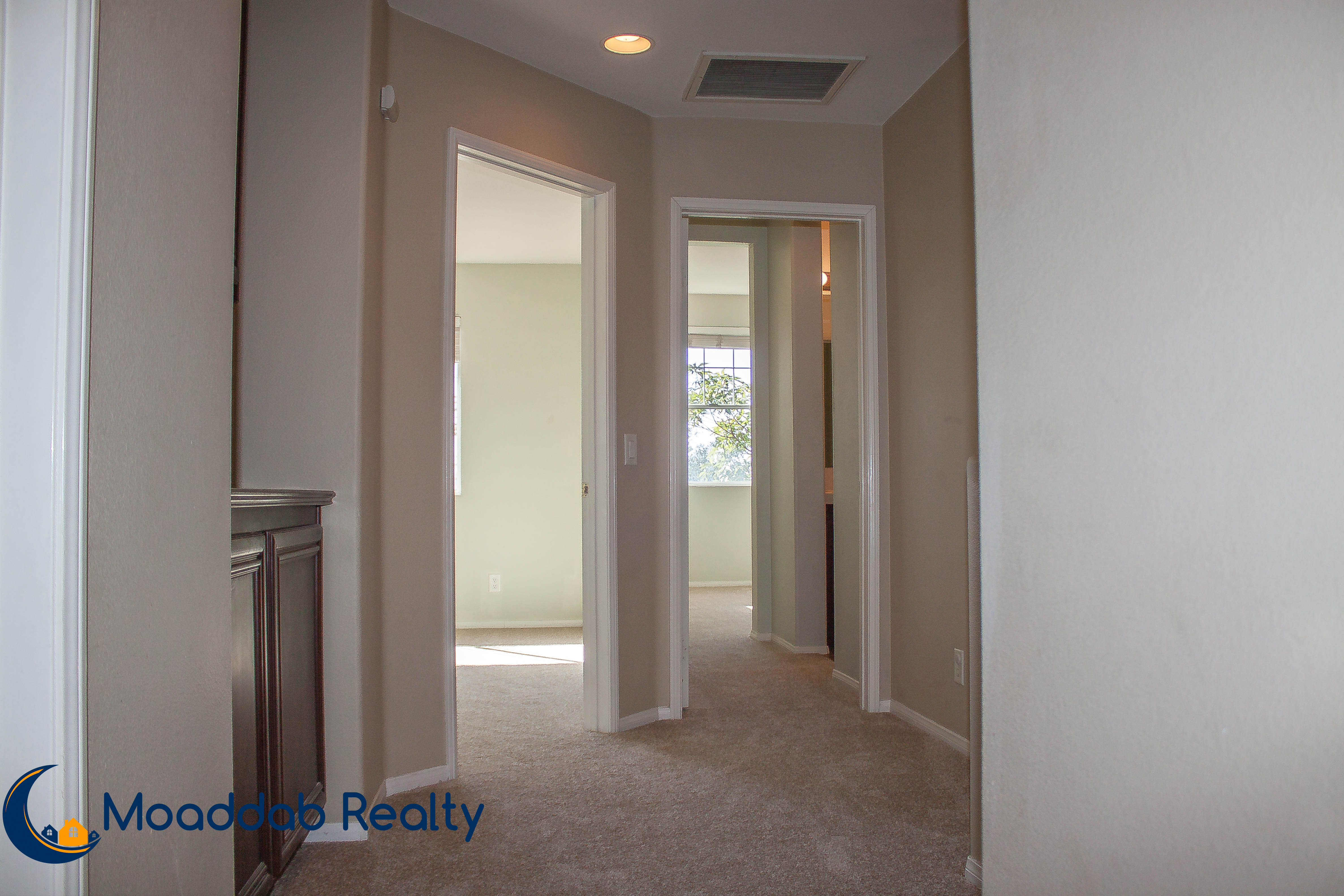 Hallway to All the Bedrooms