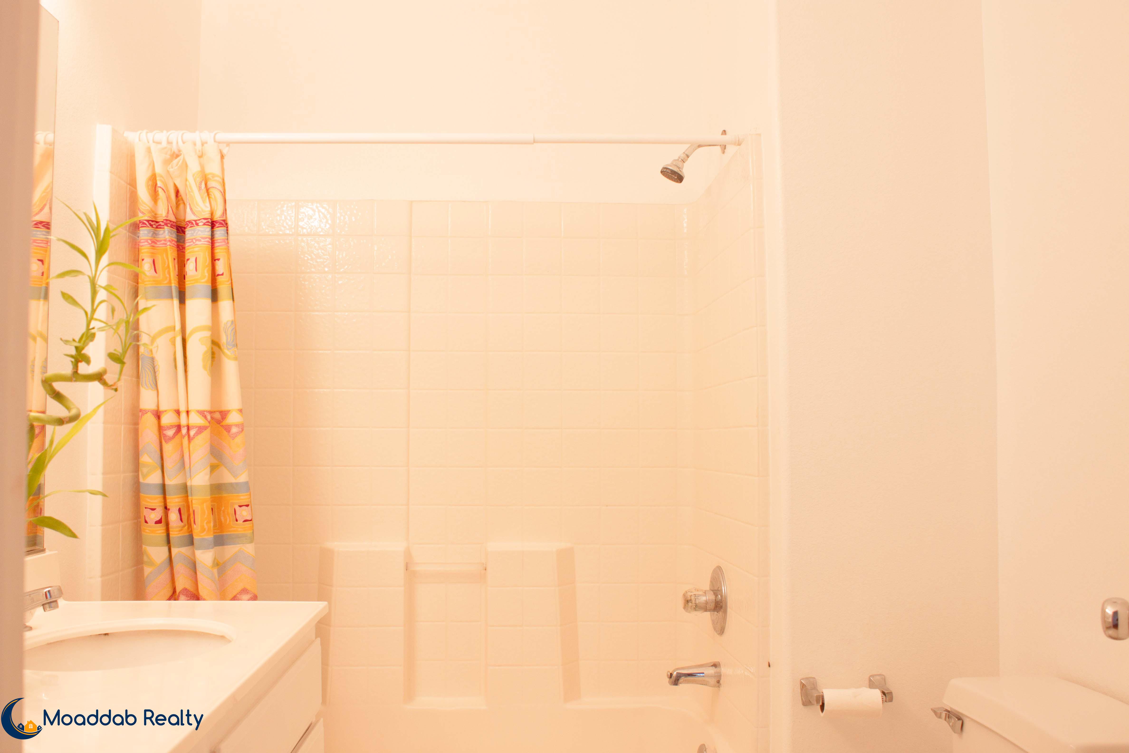 Full Bath in Master Suite #1