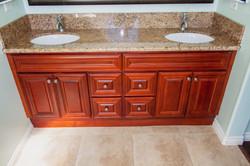 Dual Vanity Sink