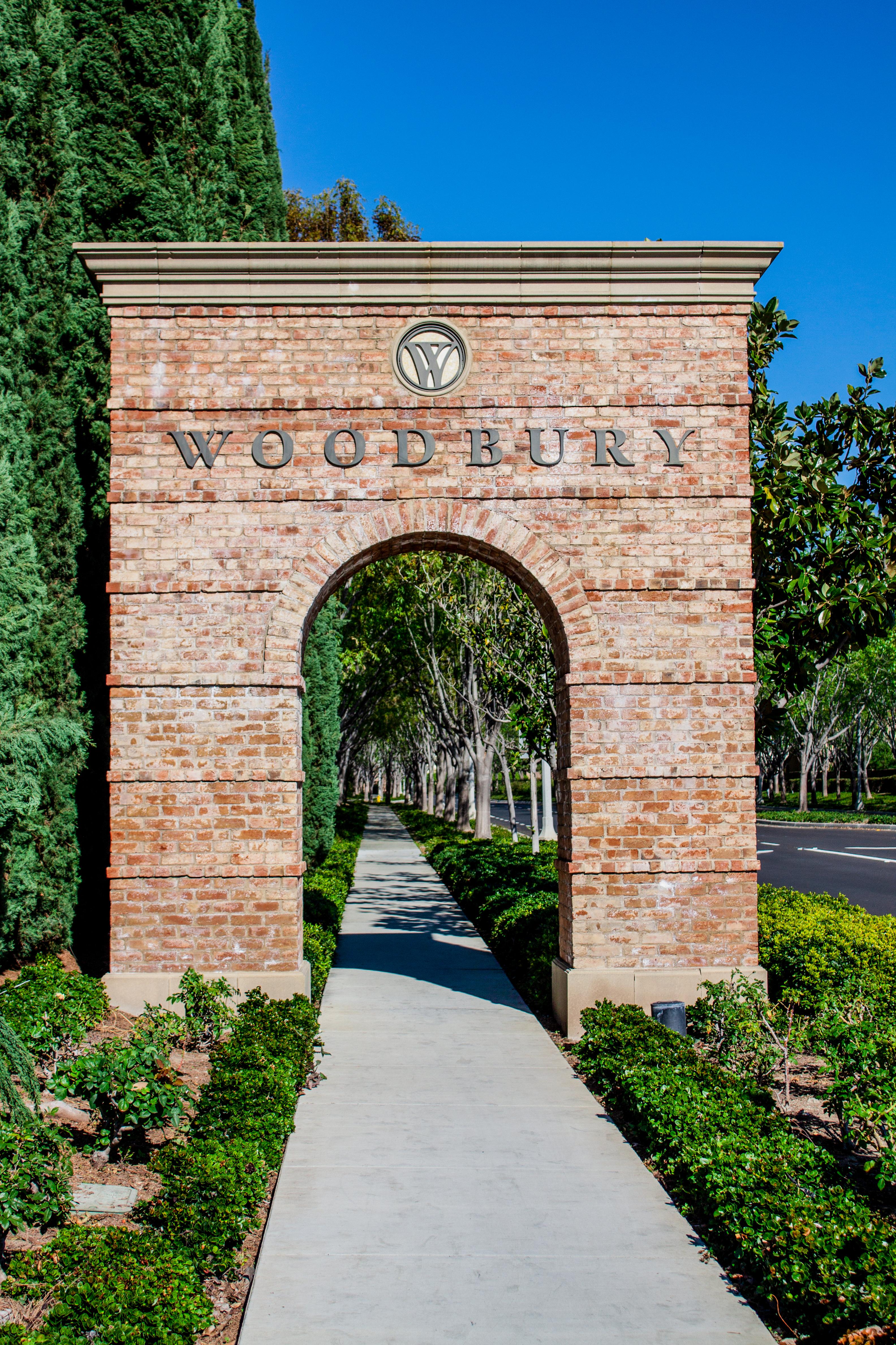 Woodbury Community Entrance