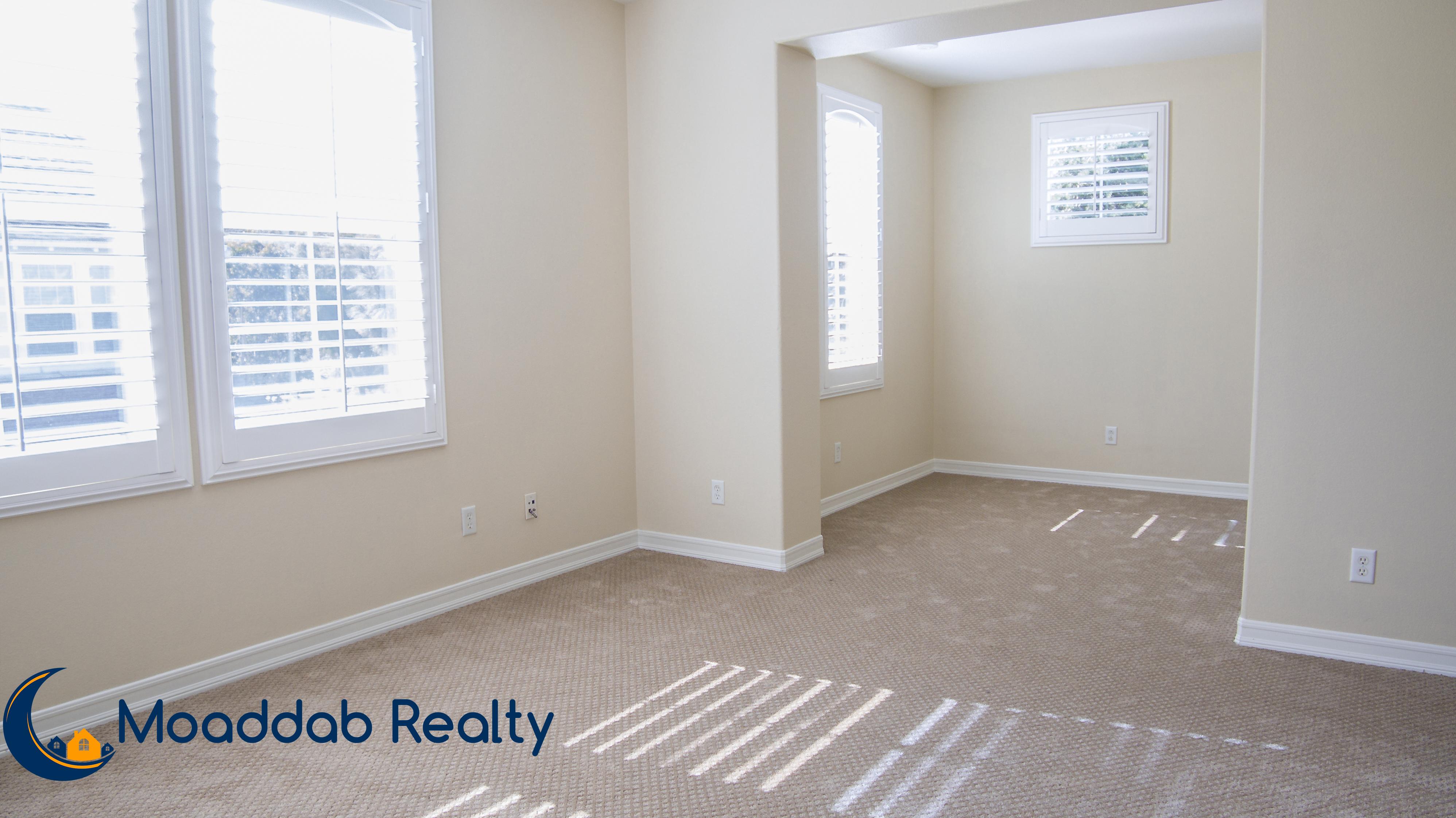 Master Bedroom & Retreat - View 3