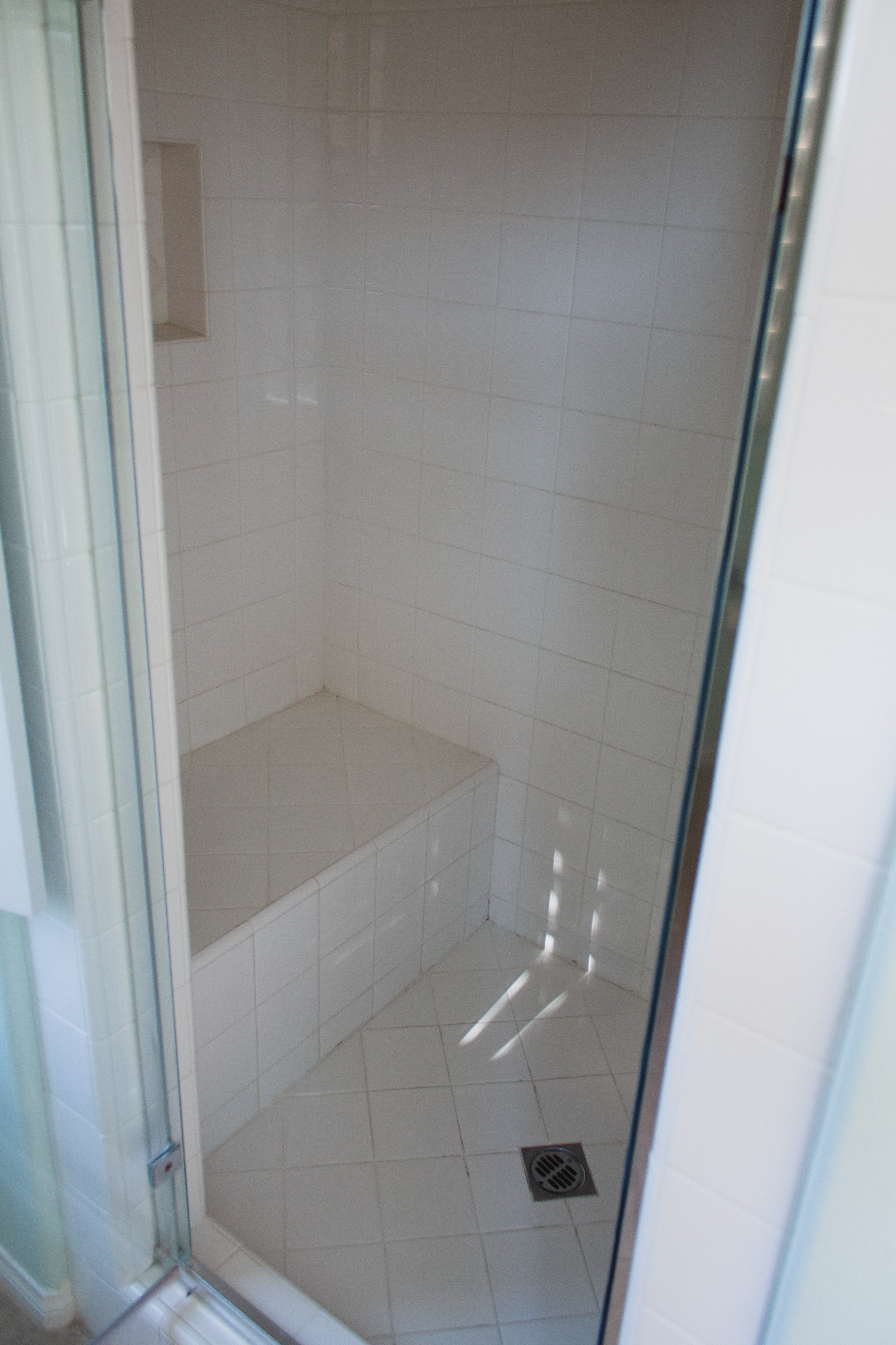 3rd Shower near the Great Room